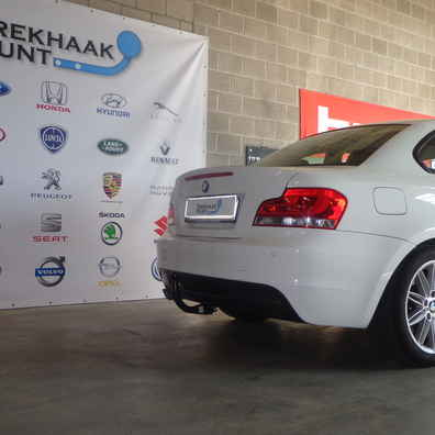 Trekhaak bmw 1 serie Coupé