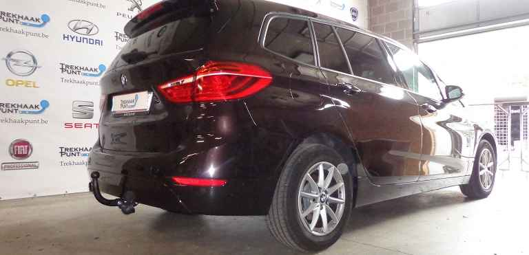 Trekhaak bmw 2 serie active tourer