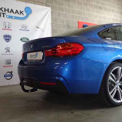 Trekhaak bmw 4 serie