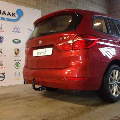 Trekhaak bmw grand tourer