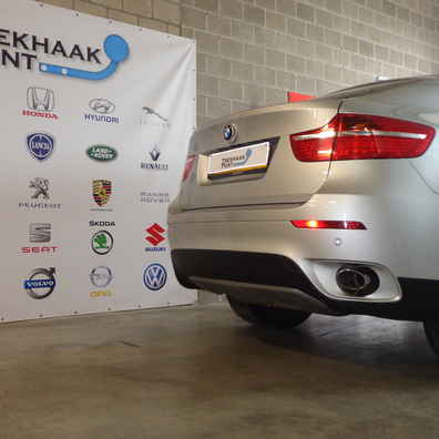 Trekhaak Bmw X6