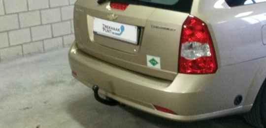 Trekhaak Chevrolet Nubira