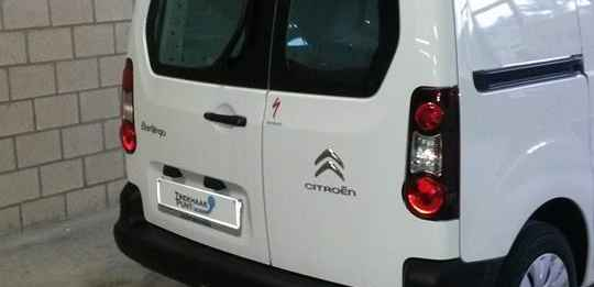 Trekhaak citroen berlingo