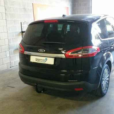 Trekhaak ford S-max