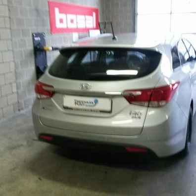 Trekhaak Hyundai i40