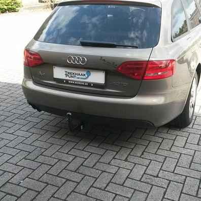Trekhaak verticaal afneembaar Audi A4 avant