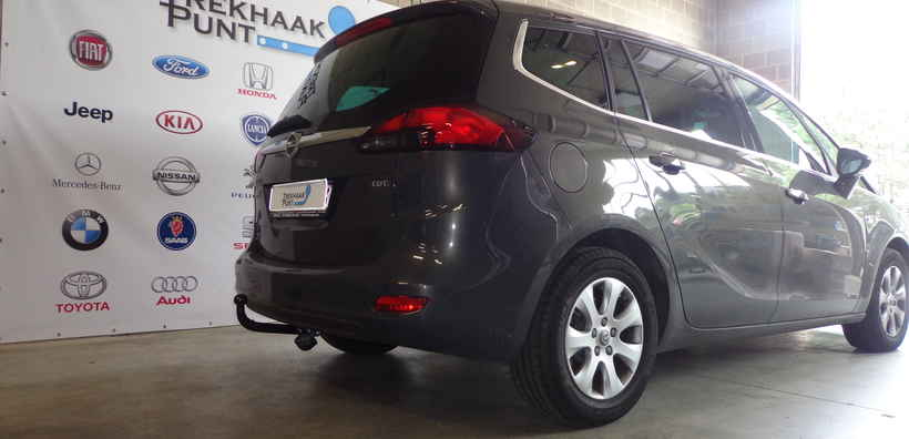 Trekhaak zafira tourer