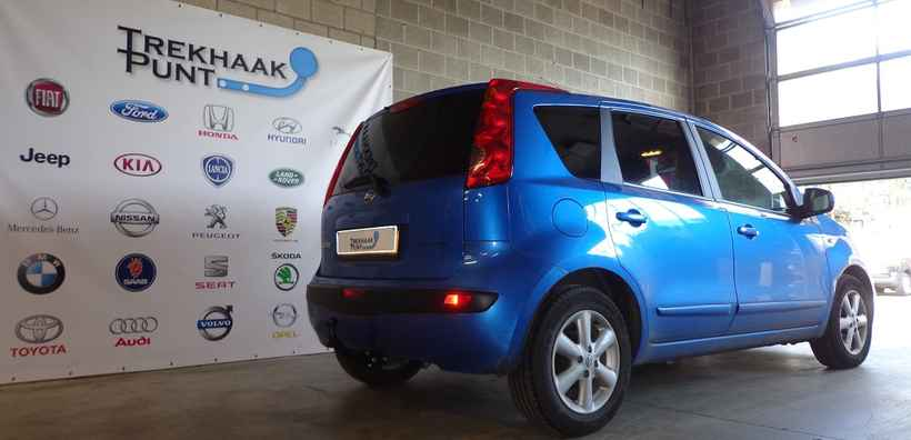 Vaste trekhaak nissan note