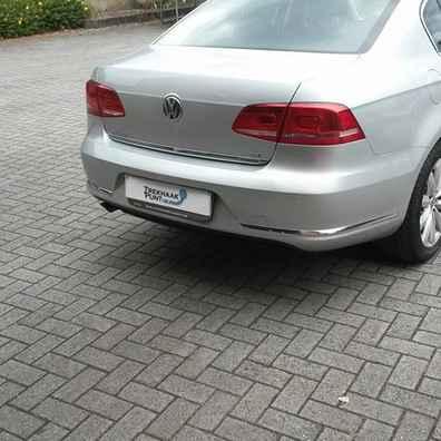 Volkswagen passat sedan trekhaak afneembaar