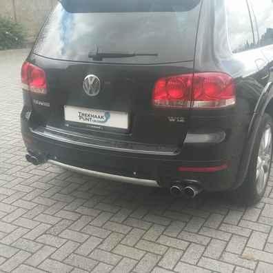 Volkswagen touareg trekhaak afneembaar
