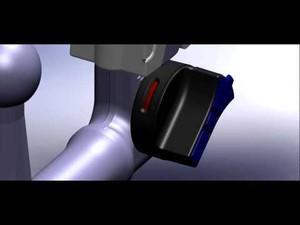 Trekhaak-Punt Acs systems Animatie